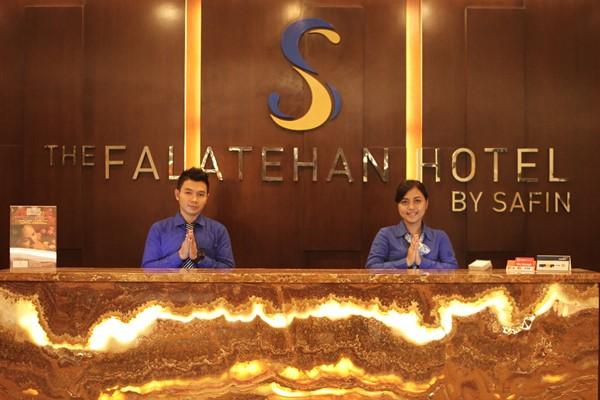 The Falatehan Hotel. - Bisnis