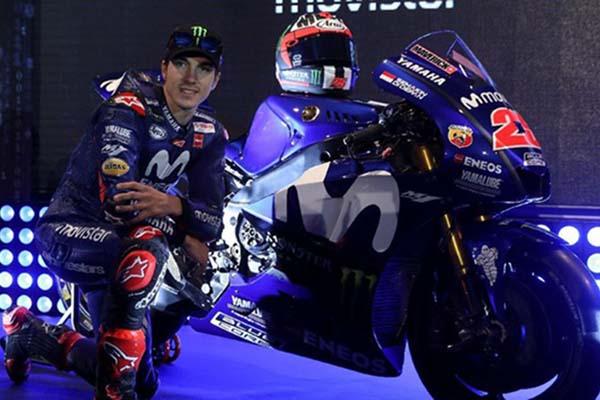 Pebalap Yamaha Maverick Vinales - Reuters/Susana Vera