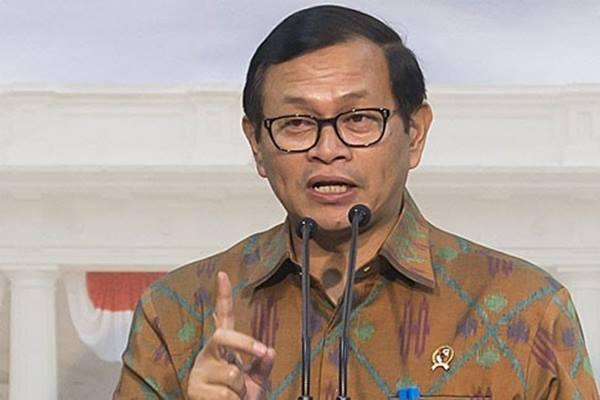 Sekretaris Kabinet Pramono Anung - Antara