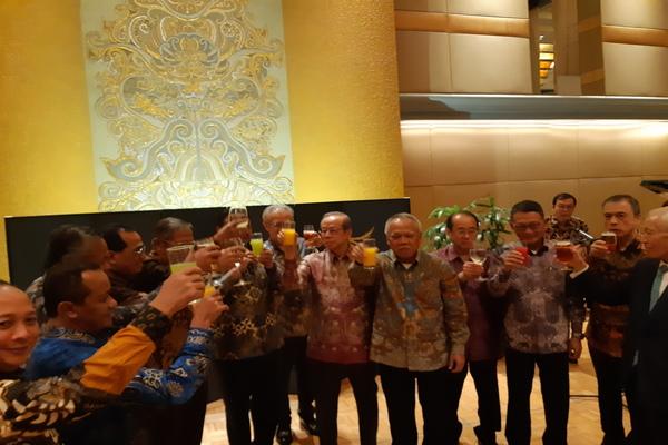 Indonesia-Japan Friendship Night, Rabu (20/11/2019). - Bisnis/Rezha Hadyan