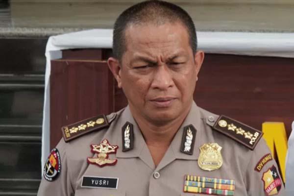 Kepala Bidang Humas Polda Metro Jaya Kombes Yusri Yunus - Antara/Fianda Rassat