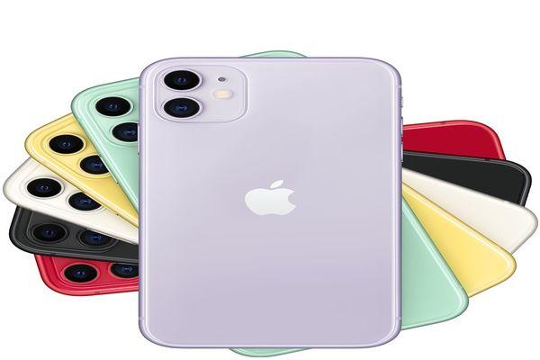 iphone 11 - dok. Apple Inc.