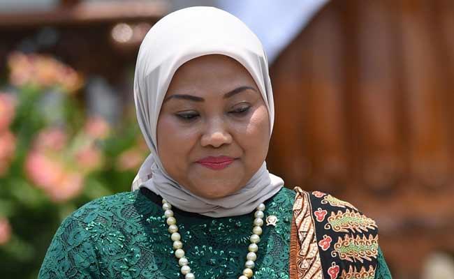Menteri Ketenagakerjaan Ida Fauziah - ANTARA/Wahyu Putro A