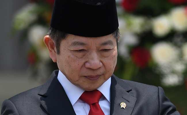 Menteri Perencanaan Pembangunan Nasional/Kepala Bappenas Suharso Monoarfa - Antara