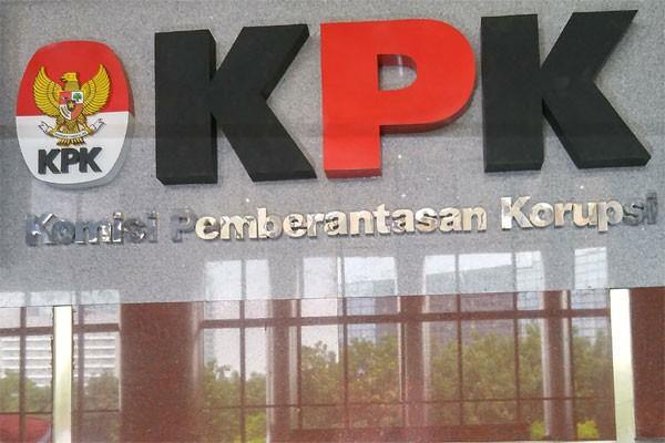 Logo KPK - Antara/Widodo S Jusuf