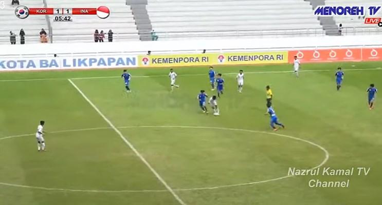 Indonesia  vs Korsel
