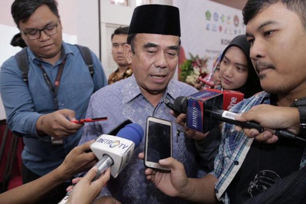 Menteri Agama Jenderal (Purn) Fachrul Razi - Kemenag.go.id