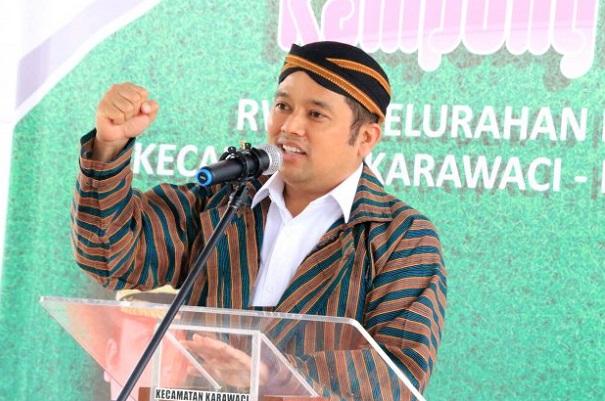 Wali Kota Tangerang Arief R Wismansyah - Antara