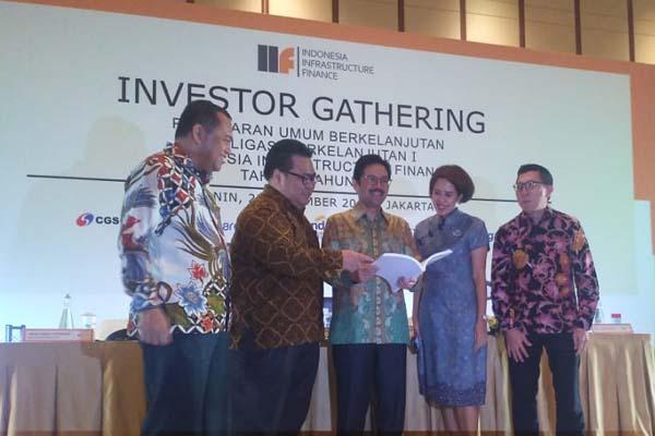 IIF menggelar Investor Gathering di Ritz-Carlton, Jakarta, Senin (25/11/2019). - Istimewa