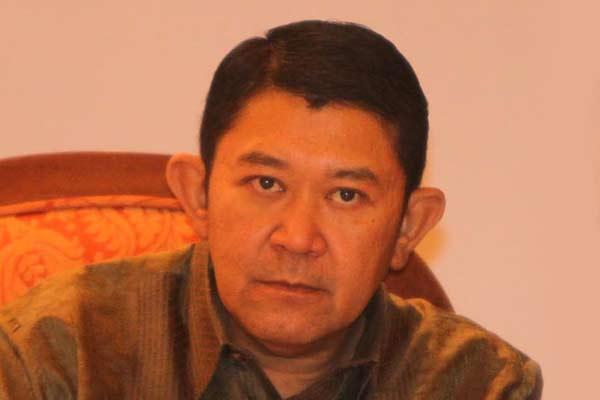 Ketua Umum Asosiasi Logistik dan Forwarder Indonesia (ALFI) Yukki Nugrahawan Hanafi.  - Bisnis.com