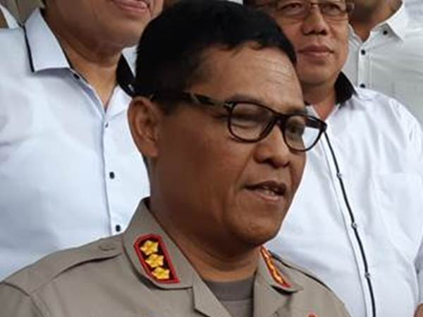 Kepala Biro Penerangan Masyarakat Polri Brigjen Pol Raden Prabowo Argo Yuwono. - Bisnis/Rayful Mudassir