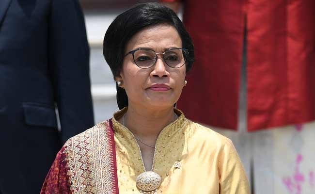 Menteri Keuangan Sri Mulyani ANTARA FOTO - Wahyu Putro A