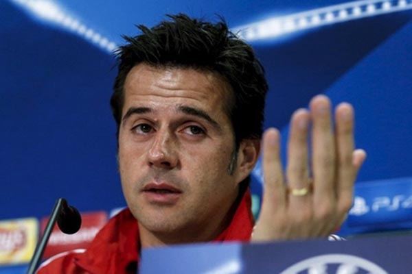 Pelatih Everton Marco Silva - Reuters/Alkis Konstantinidis