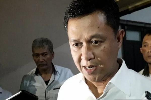 Direktur Reserse Kriminal Khusus Polda Metro Jaya, Kombes Iwan Kurniawan. - Antara