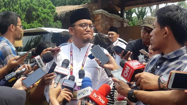 Dahnil Anzar Simanjuntak - Bisnis/Jaffry Prabu Prakoso