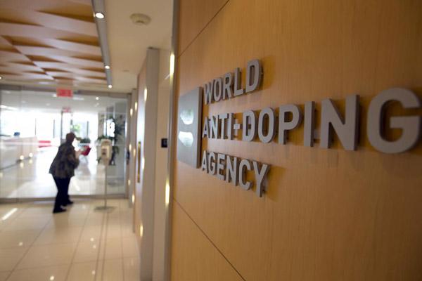 Kantor pusat Lembaga Anti-Doping Dunia (WADA) di Montreal, Kanada. - Reuters/Christinne Muschi