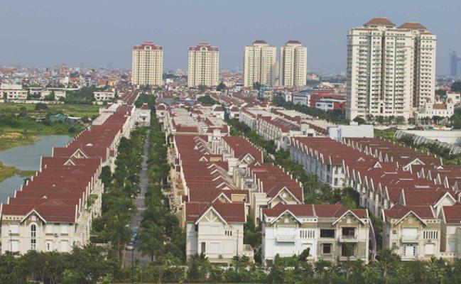 Proyek properti Ciputra Group di Hanoi, Vietnam./http://www.apartmentslancasterhanoi.com -