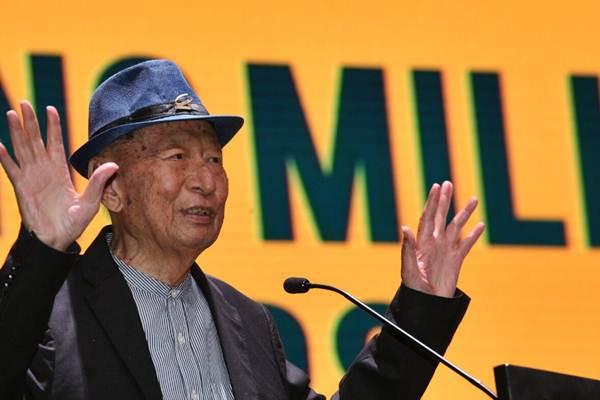 Dr (HC) Ir. Ciputra, Pendiri Ciputra Group. - JIBI/Dedi Gunawan