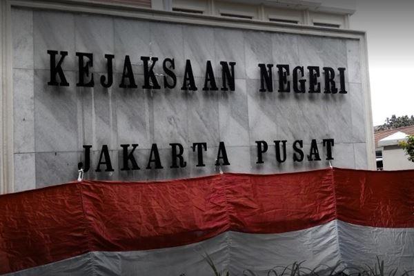 Kejaksaan Negeri Jakarta Pusat - Istimewa