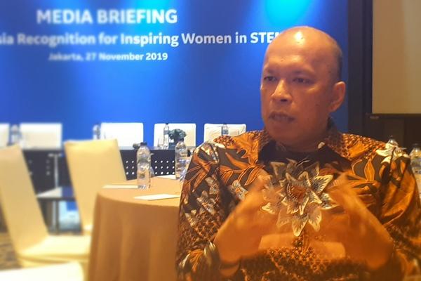 Handry Satriago, CEO GE Indonesia - Bisnis/Oktaviano D.B. Hana