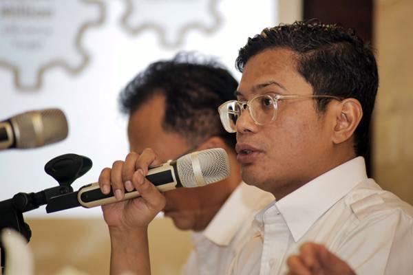 Pahala N Mansury.  - JIBI/Felix Jody Kinarwan