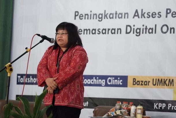 Kepala KPP Pratama Tasikmalaya, Adriana Hermawati Koraag - Istimewa