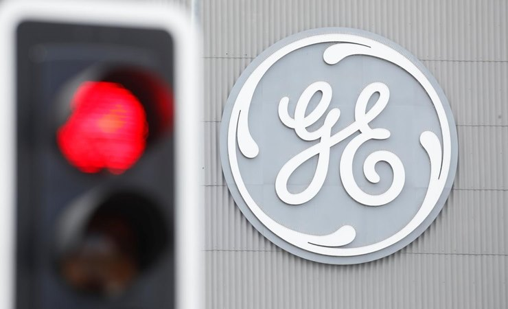 Logo General Electric. - Reuters