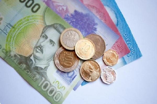Mata uang Chili, peso - Istimewa