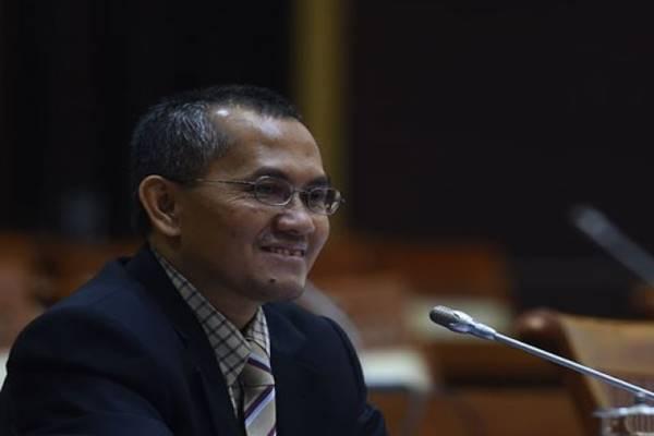Ketua Komisi Yudisial (KY) Jaja Ahmad Jayus  - Antara
