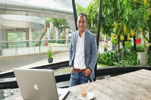 Wahab Afwan, Managing Director FPG Indonesia. - Istimewa