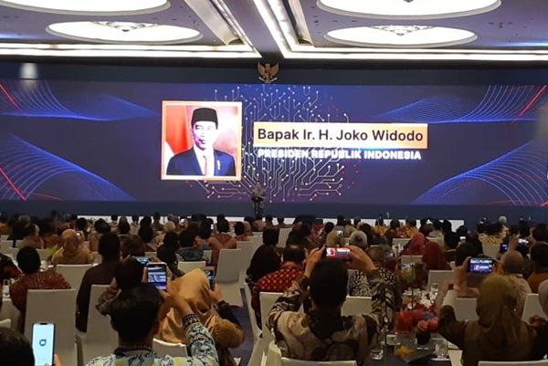 Presiden Joko Widodo - Bisnis.com/Amanda