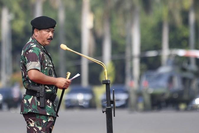 Panglima TNI Marsekal TNI Hadi Tjahjanto. - ANTARA /Nova Wahyudi