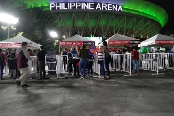 Philippine Arena tempat pembukaan Sea Games 2019 - Antara