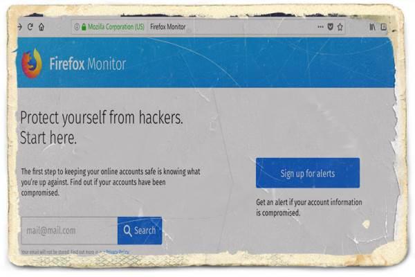 Firefox Monitor - blog Mozilla.org