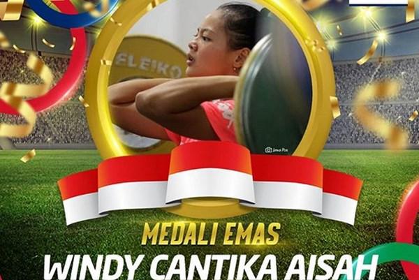 Windy Cantika Aisah - Instagram