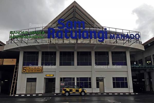 Bandar Udara Sam Ratulangi di Manado - samratulangi/airport.com