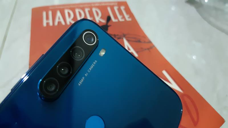 Redmi Note 8 - Istimewa