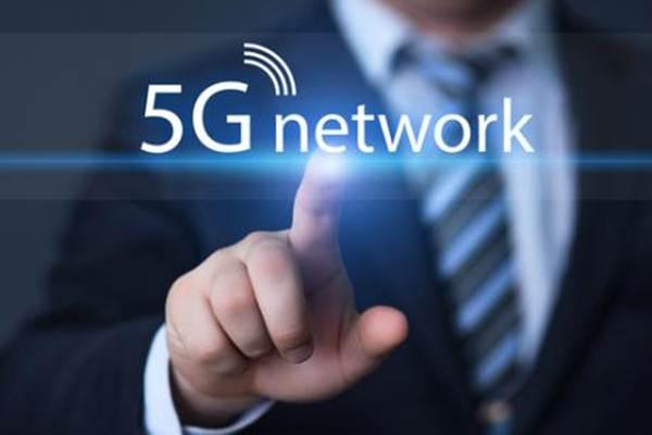 Teknologi 5G - Ilustrasi