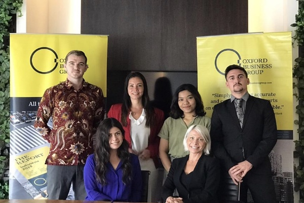 (Ki/Ka): Lukas Bester, Editorial Manager; Ligia Kleber, Project Manager; Indah Syafitri, Project Coordinator; Jacopo Natali, Editorial Manager; Romina Krauss, Country Manager; and Stephanie Harl, Country Director