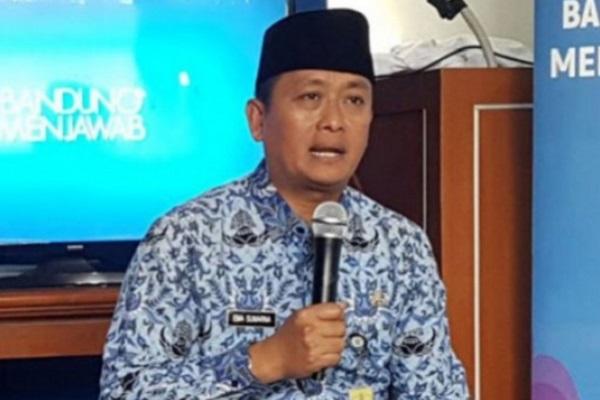 Sekretaris Daerah Kota Bandung, Ema Sumarna - Antara