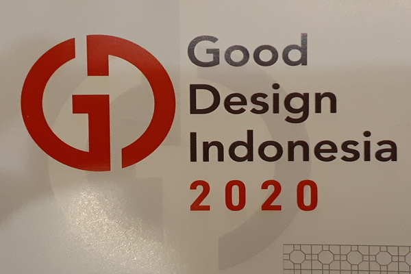 Logo Good Design Indonesia 2020