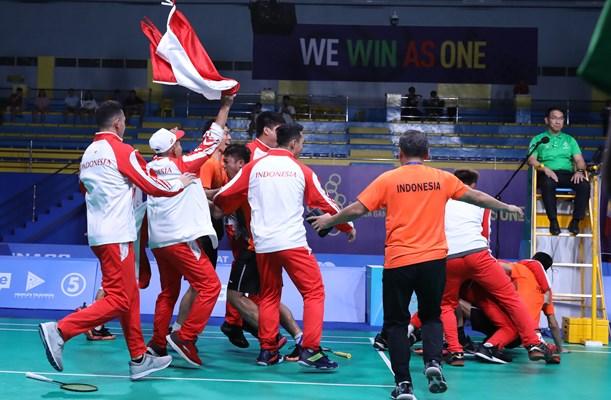 Tim bulu tangkis Indonesia - Badminton Indonesia