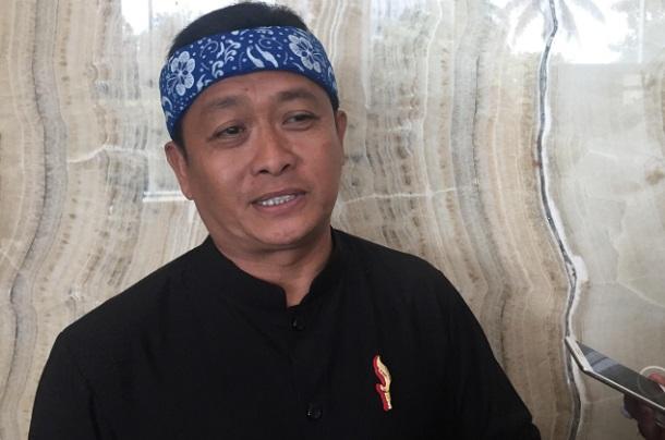 Sekda Kota Bandung, Ema Sumarna - Bisnis/Dea Andriyawan