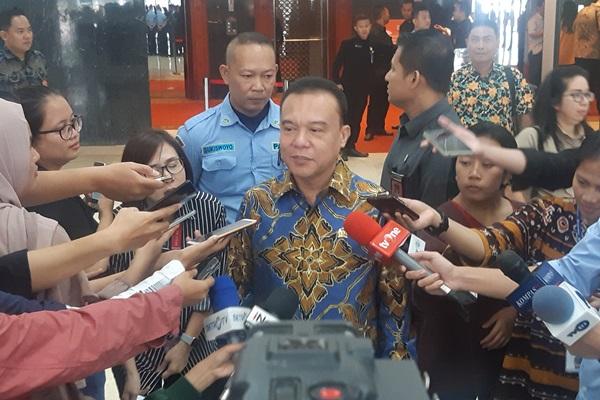 Wakil Ketua Umum Gerindra Sufmi Dasco Ahmad - Bisnnis/Jaffry Prabu Prakoso