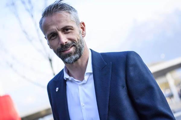 Marco Rose, pelatih Borussia Monchengladbach. - Bundesliga.com