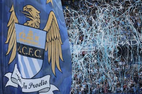Suporter Manchester City - Reuters/Carl Recine