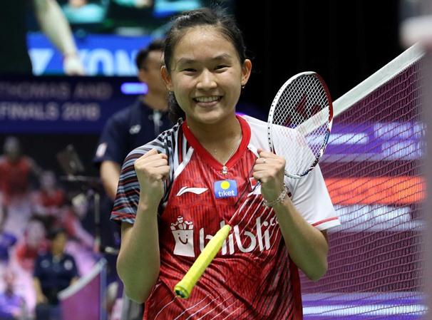 Tunggal Putri Indonesia, Ruselli Hartawan - Badminton Indonesia