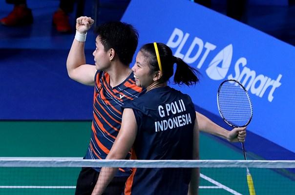 Greysia Polii-Apriyani Rahayu - Badminton Indonesia