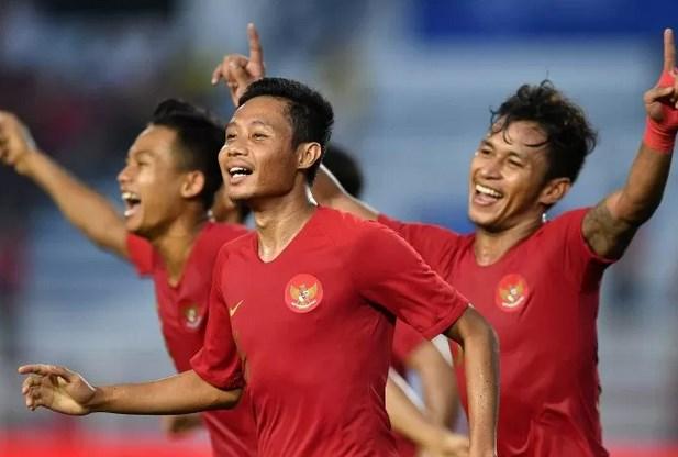 Pemain Timnas Indonesia, Evan Dimas Darmono - Antara