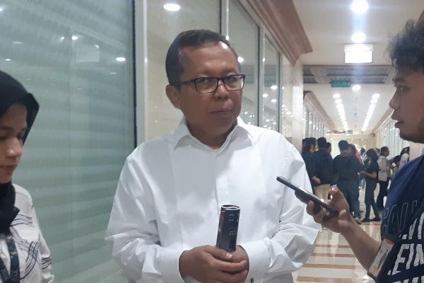 Sekjen PPP Arsul Sani - Bisnis/Jaffry Prabu Prakoso